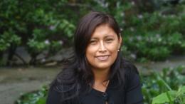 Rita Vilca - Directora de Conservación