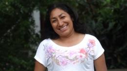 Rosa Trujillo - Jefa de la CCAH