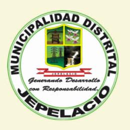 MUNICIPALIDAD DISTRITAL JEPELACIO