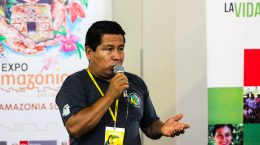Hugo Vásquez, presidente de CocoBosque. Una vida comprometida con el bosque y la vida