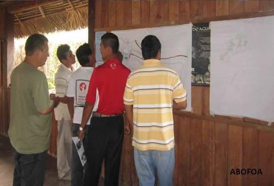 Concesionarios participaron en taller sobre servicios ambientales y salvaguardas1