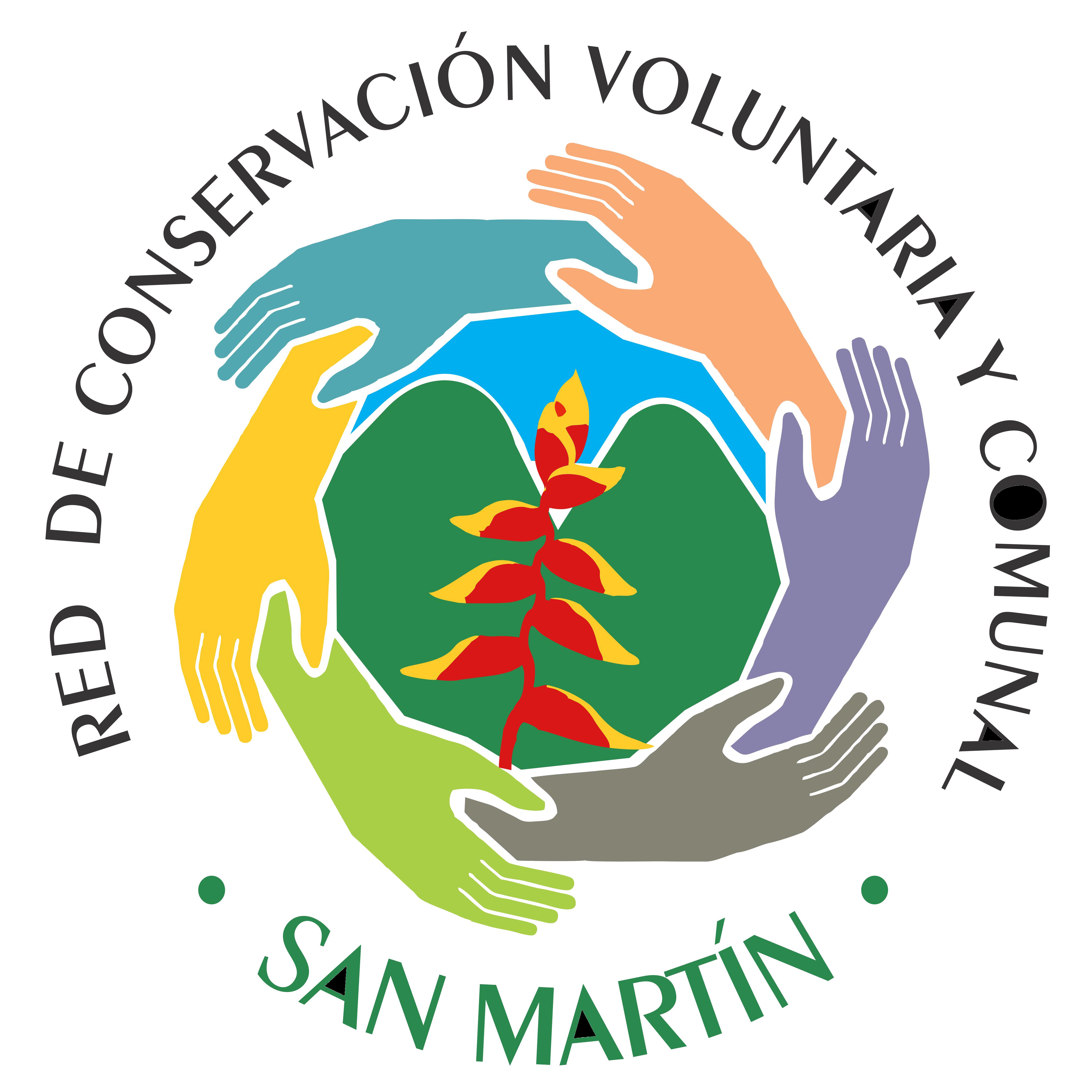 Red de conservación voluntaria y comunal San Martín